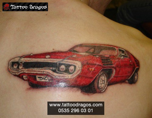 Araba Tattoo