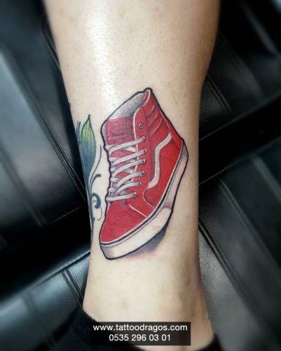 Ayakkabı Dövmesi