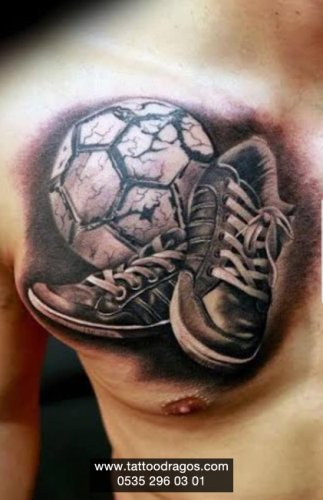 Futbol Dövmesi