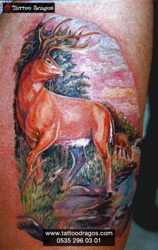 Geyik Tattoo