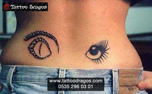 Göz Tattoo