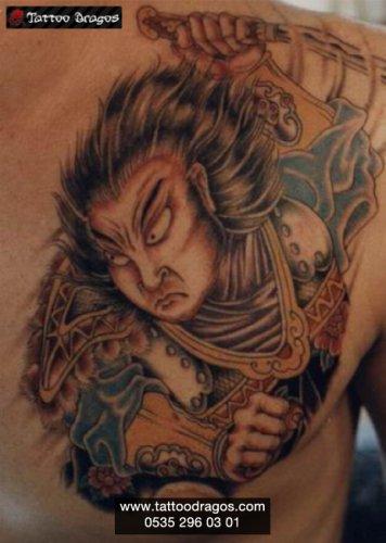 Japon Tattoo