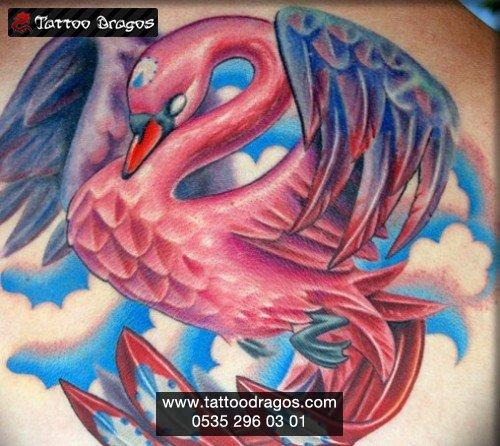 Kaz Kuş Tattoo