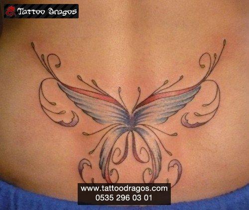 Kelebek Tattoo