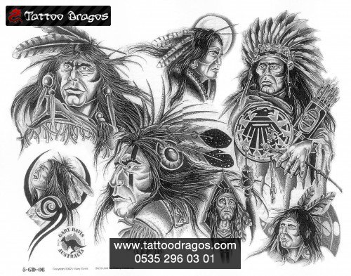 Getting A Native American Indian Tattoo The Trouble With - HD1024×803