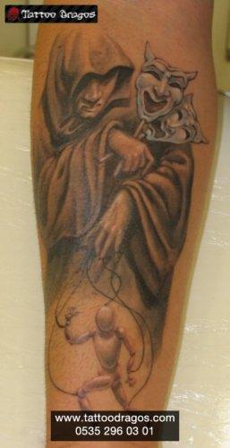 Kuklacı Tattoo