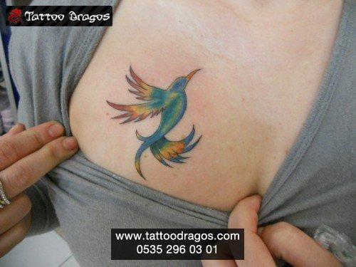 Kuş Tattoo
