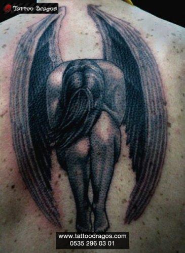 Melek Tattoo