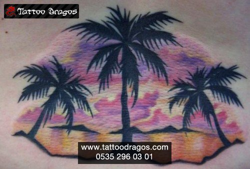 Palmiye Tattoo