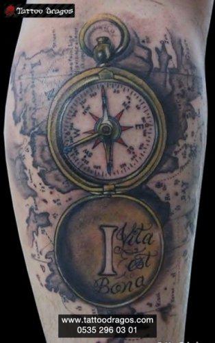 Pusula Tattoo