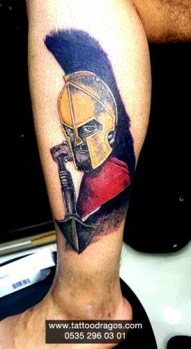 Sparta Dövmesi