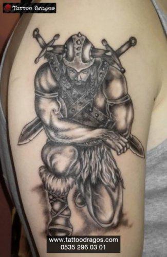 Wiking Tattoo