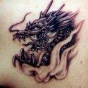 Dragon Ejderha Tattoo