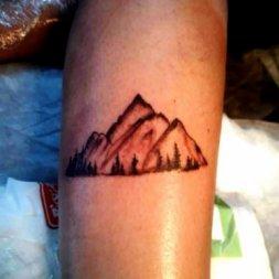 Dağ Dövmesi