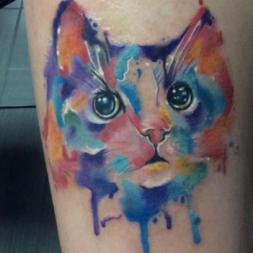 Kedi Dövmesi