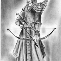 Osmanlı Asker Dövme Modeli